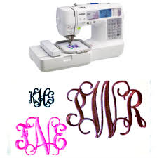 Monogram Sewing Machines