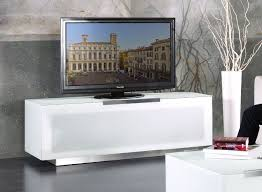 modern tv stand white. bg422-bio bergamo modern white tv stand made in italy tv k