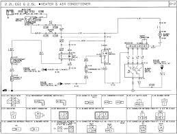 mazda wiring diagram ac heat air conditioning fan 1991 mazda engine control wiring diagram