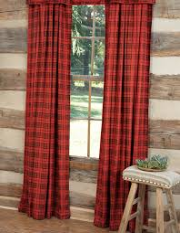 when one looks at plaid curtains they think of classic and timeless look historically the woven fabric was used to show an association to a scottish clan
