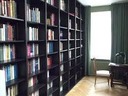 home office bookshelf. Home Office Bookshelf Ideas Wall Units In Bookshelves Built Bookcase Full  Black Lacquered Shelving Decorations Home Office Bookshelf