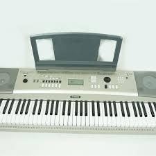 yamaha ypg 235. used yamaha ypg-235 keyboard 76-key ypg 235
