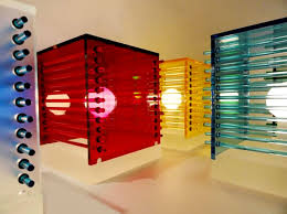 contemporary table lamps lighting design cubes of color andarina designs brooklyn new york city nyc