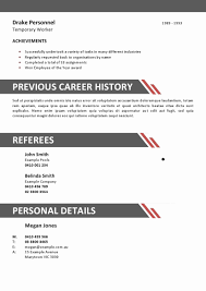 Hospitality Industry Resume Template Hotel Industry Resume Templates Dadajius 8