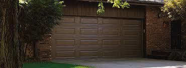 brown garage doorsCHI Garage Doors  Crawford  Brinkman