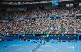 Australia Trip Melbourne Australian Open Tennis Rod