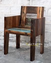 R Recycled Furniture Designs India  Cafe Unique Chairs
