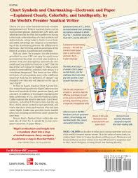 How To Read Sailing Charts How To Read A Nautical Chart 2nd Edition Includes All Of
