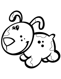 Free Printable Puppy Coloring Pages H M Coloring Pages