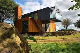 Grand Designs Container House Ireland The Grand Designs Shipping Container House Blog Iso Spaces