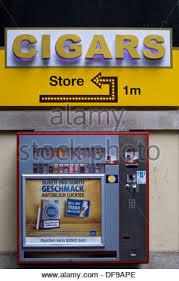 Cigar Vending Machine Awesome CigarVending Machine Stock Photo 48 Alamy