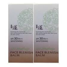 welcos no make up face blemish balm spf30 pa whitening บ บ คร มลดความม น 10ml 2 กล อง
