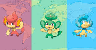 Simisear Evolution Chart
