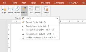 powerpoint shortcuts pdf