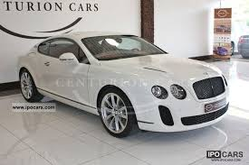 bentley sport car 2012