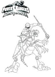 Coloring Pages Power Rangers Power Ranger Printable Coloring Pages