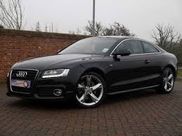black audi 2010. 2010 audi a5 sline special edition 30tdi quattro coupe black for sale in hampshire t