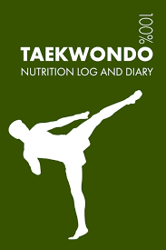 Taekwondo Player Diet Chart Taekwondo Sports Nutrition Journal Daily Taekwondo
