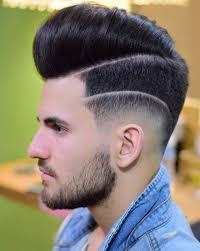 short beard long hair mens thick haircut