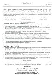 Resume Format For Career Change Change Of Career Resume Career Change Cover Letter Template Reed Co 39