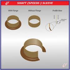 Standard Metric Shaft Sleeves Rocket Seals Inc