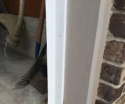 garage door stop moldingRot and Rodentproof Garage Door Seal With PVC and