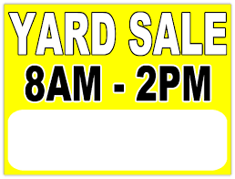 free garage sale signs garage sale 111 garage sale sign templates
