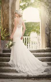 Wedding Dresses Vintage Fit And Flare Wedding Dress With Vintage Wedding Dresses Australia