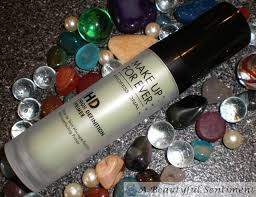 make up for ever hd microperfecting primer in 1 green review and swatches