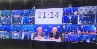Правовое регулирование муниципального контроля нуждается в  В режиме видеоконференцсвязи с регионами обсуждались вопросы связанные с пенсионными гарантиями выборным лицам и муниципальным служащим