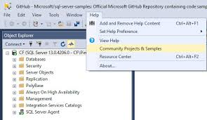 sql server how to get updated link for code and database samples  sql server how to get updated link for code and database samples sampledatabases