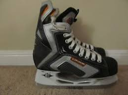 Easton Hockey Size Chart Details About Size 5d Easton Ultra Synergy Youth Hockey Skates Excellent Rarely Used