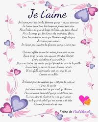 Les Plus Beaux Je Taime En Poèmes Poésie Damour