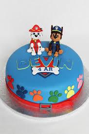 paw patrol cake 3 e