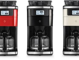 Easily controlled through the nescafé® é connected mug app, é perfectly prepares your favourite coffee every single time. Smarter Coffee 2nd Generation Wifi Connected 12 Cup Coffee Maker Black Red Cream Smcof01 Us Best Buy