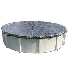 Image Unavailable. not available for. Color: Hinsperger 24 Foot Round Micro Mesh Pool Winter Cover Amazon.com :
