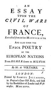 file title page voltaire essay on the civil wars of jpg  file title page voltaire essay on the civil wars of jpg