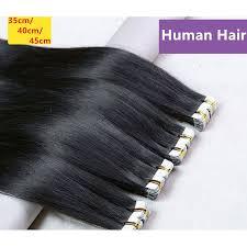 Preferred 55% OFF 35/<b>40</b>/<b>45CM</b> Long Straight Hair Extensions Fake ...