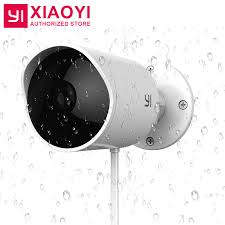 Original Xiaomi <b>YI</b> 1080P HD Outdoor <b>Security Camera</b> IP ...