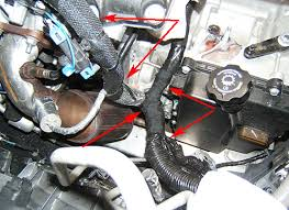 damaged engine wiring harness damaged engine wiring harness acirc