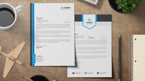 Example Business Letterhead Top 5 Business Letterhead Examples Davant Greenfield Printing