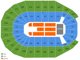 Capital Arena Seating Chart Capital One Arena Seating Chart Events In Washington Dc
