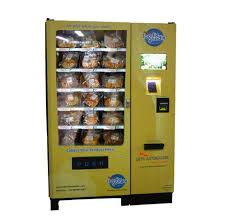 Bread Vending Machine Singapore Awesome Foodie Goodie Smart Bread Vending Machine Rs 48 Unit ID