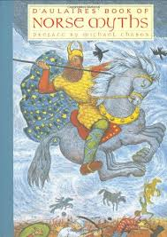 we adore the d aulaire books and this norse myth one is great