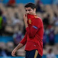 Fußball-EM 2021: Álvaro Morata von Spanien - Der Sündenbock von Sevilla -  DER SPIEGEL