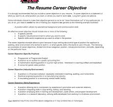 Resume Objectives For Healthcare Resumes Medical Office Objective