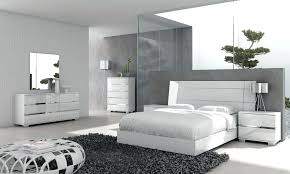 Black Lacquer Bedroom Furniture Full Size Of Bedroom Modern White ...