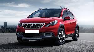 2018 peugeot models.  2018 2018 Peugeot 2008  Front On Peugeot Models