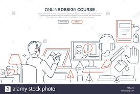 Nafa Design Course Online Design Course Modern Line Design Style Web Banner