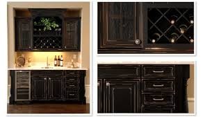 Wine Cabinet Black Wine Cabinet And Bars Furniture Home Design And Decor